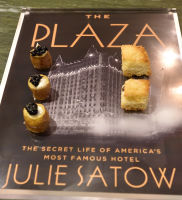 The Plaza: The Secret Life of America's Most Famous Hotel book launch #136