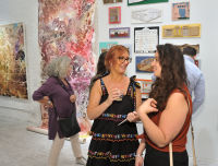 Art and Social Activism Festival opening reception #47