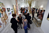 Art and Social Activism Festival opening reception #138