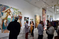 Art and Social Activism Festival opening reception #152
