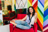 Color Is A Way Of Life Inside Elizabeth Sutton's Amazing Art Studio