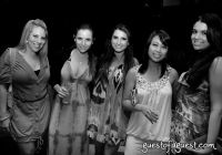 (from right) Jackie Palimieri, Leah Macavinta, Kacey Rosemberg, Anna Slobodskya, Rochelle Dechowitz