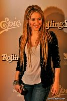 Shakira Album Launch Party #30