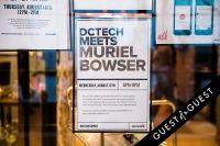 DC Tech Meets Muriel Bowser #2
