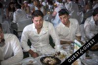 Diner En Blanc NYC 2014 #119