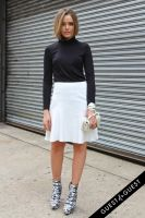 NYFW Style From the Tents: Street Style Day 8 #3