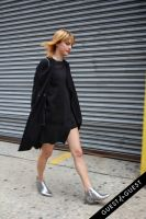 NYFW Style From the Tents: Street Style Day 8 #8