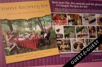 Simple Recipes for Joy: Book Launch #127