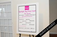 Beauty Press Presents Spotlight Day Press Event #4