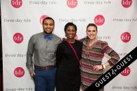 Three Day Rule Launch Party #85