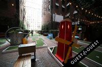 Hudson Hotel Putt Putt Park Launch #2