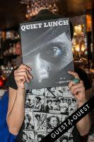 Quiet Lunch Magazine Launch #11
