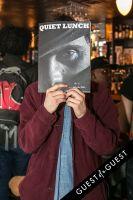 Quiet Lunch Magazine Launch #16