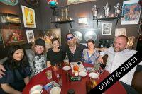 Quiet Lunch Magazine Launch #99