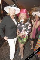 Socialite Michelle-Marie Heinemann hosts 6th annual Bellini and Bloody Mary Hat Party sponsored by Old Fashioned Mom Magazine #117