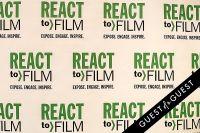 React to Film #1