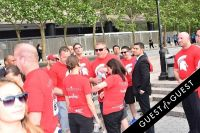 The 2015 American Heart Association Wall Street Run & Heart Walk #33