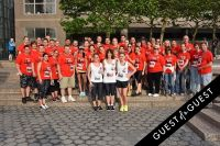 The 2015 American Heart Association Wall Street Run & Heart Walk #73
