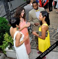 Frick Collection Flaming June 2015 Spring Garden Party #100