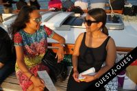Chef Morimoto Hosts Sunset Yacht Cruise #31