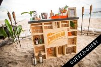 Cointreau Malibu Beach Soiree Set Up #2