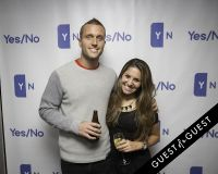 Yes No Launch Party #49