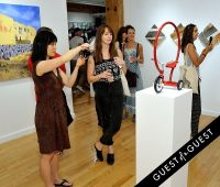Joseph Gross Gallery Summer Group Show Opening #69