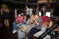 Gia Coppola & Peroni Grazie Cinema Series Cocktail Reception #53