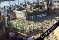 The League Party at Surf Lodge Montauk #233