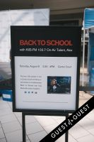 Back-To-School with KIIS FM & Forever 21 at The Shops at Montebello #6