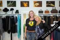 Lisa S. Johnson 108 Rock Star Guitars Artist Reception & Book Signing #102