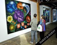 Joseph Gross Gallery Flores en Fuego Opening Reception #105