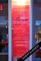 Florian & Michelle Hugo Invite to Opening Maison Hugo #4