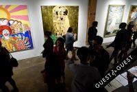 Joseph Gross Gallery: From Here & Monstro Eyegasmica Exhibition Opening #110
