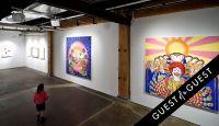 Joseph Gross Gallery: From Here & Monstro Eyegasmica Exhibition Opening #128