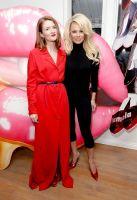 Pamela Anderson Celebrates Vegan Shoe Collaboration with French Designer Amelie Pichard #1