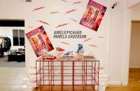 Pamela Anderson Celebrates Vegan Shoe Collaboration with French Designer Amelie Pichard #9