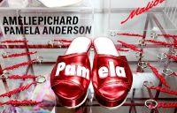 Pamela Anderson Celebrates Vegan Shoe Collaboration with French Designer Amelie Pichard #13