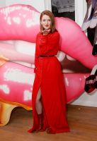 Pamela Anderson Celebrates Vegan Shoe Collaboration with French Designer Amelie Pichard #19