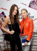 Pamela Anderson Celebrates Vegan Shoe Collaboration with French Designer Amelie Pichard #25