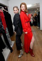 Pamela Anderson Celebrates Vegan Shoe Collaboration with French Designer Amelie Pichard #36