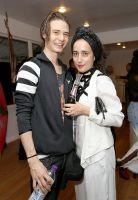 Pamela Anderson Celebrates Vegan Shoe Collaboration with French Designer Amelie Pichard #38