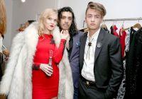 Pamela Anderson Celebrates Vegan Shoe Collaboration with French Designer Amelie Pichard #42