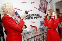 Pamela Anderson Celebrates Vegan Shoe Collaboration with French Designer Amelie Pichard #50