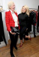 Pamela Anderson Celebrates Vegan Shoe Collaboration with French Designer Amelie Pichard #55