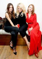 Pamela Anderson Celebrates Vegan Shoe Collaboration with French Designer Amelie Pichard #58