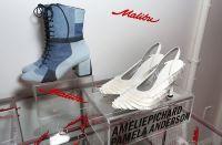 Pamela Anderson Celebrates Vegan Shoe Collaboration with French Designer Amelie Pichard #63