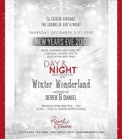 NYE Invites #2
