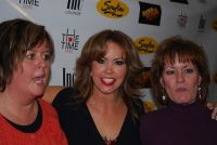 Party for Mary Murphy debut in Burn The Floor #169