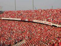 Husker Football Game #44